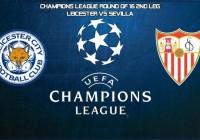 Soi kèo bóng đá Leicester vs Sevilla 02h45, ngày 15/03 Champions League
