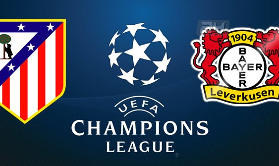 Soi kèo bóng đá Atletico Madrid vs Bayer Leverkusen 02h45, ngày 16/03 Champions League