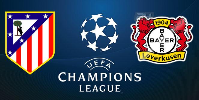 Nhận định, soi kèo Atletico Madrid vs Bayer Leverkusen