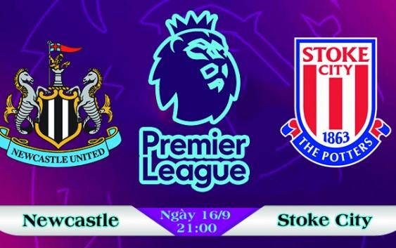 Soi kèo bóng đá Newcastle vs Stoke City 21h00, ngày 16/9 Ngoại Hạng Anh