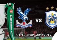 Soi kèo bóng đá Crystal Palace vs Huddersfield 01h45, ngày 20/9 Cúp Liên Đoàn Anh