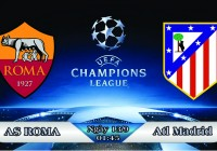 Soi kèo bóng đá AS Roma vs Atletico Madrid 01h45, ngày 13/9 Champions League
