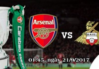 Soi kèo bóng đá Arsenal vs Doncaster 01h45, ngày 21/9 Cúp Liên Đoàn Anh