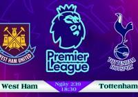 Soi kèo bóng đá West Ham vs Tottenham 18h30, ngày 23/9 Ngoại Hạng Anh