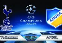 Soi kèo bóng đá APOEL vs Tottenham 01h45, ngày 27/9 Champions League