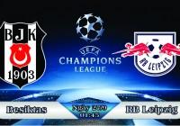Soi kèo bóng đá Besiktas vs RB Leipzig 01h45, ngày 27/9 Champions League