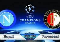 Soi kèo bóng đá Napoli vs Feyenoord 01h45, ngày 27/9 Champions League