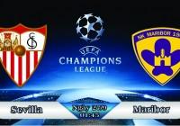 Soi kèo bóng đá Sevilla vs Maribor 01h45, ngày 27/9 Champions League