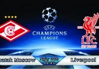 Soi kèo bóng đá Spatak Moscow vs Liverpool 01h45, ngày 27/9 Champions League