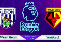 Soi kèo bóng đá West Brom vs Watford 21h00, ngày 30/9 Ngoại Hạng Anh