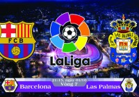 Soi kèo bóng đá Barcelona vs Las Palmas 21h15, ngày 01/10 La Liga
