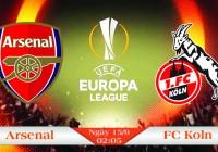 Soi kèo bóng đá Arsenal vs FC Koln 02h05, ngày 15/9 Europa League