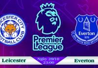 Soi kèo bóng đá Leicester vs Everton 23h00, ngày 29/10 Ngoại Hạng Anh