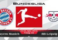Soi kèo bóng đá Bayern Munich vs RB Leipzig 23h30, ngày 28/10 Bundesliga