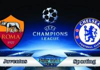 Soi kèo bóng đá AS Roma vs Chelsea 02h45, ngày 01/11 Champions League