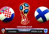 Soi kèo bóng đá Croatia vs Phần Lan 01h45, ngày 07/10 Vòng Loại World Cup 2018