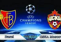 Soi kèo bóng đá Basel vs CSKA Moscow 02h45, ngày 01/11 Champions League