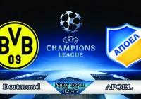 Soi kèo bóng đá Dortmund vs APOEL 02h45, ngày 02/11 Champions League