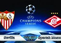 Soi kèo bóng đá Sevilla vs Spartak Moscow 02h45, ngày 02/11 Champions League