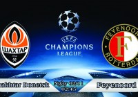 Soi kèo bóng đá Shakhtar Donetsk vs Feyenoord 02h45, ngày 02/11 Champions League