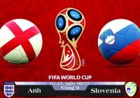 Soi kèo bóng đá Anh vs Slovenia 01h45, ngày 06/10 Vòng Loại World Cup 2018
