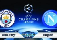 Soi kèo bóng đá Man City vs Napoli 01h45, ngày 18/10 Champions League