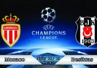 Soi kèo bóng đá Monaco vs Besiktas 01h45, ngày 18/10 Champions League