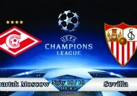Soi kèo bóng đá Spartak Moscow vs Sevilla 01h45, ngày 18/10 Champions League