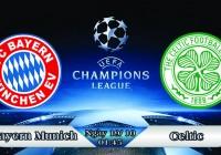 Soi kèo bóng đá Bayern Munich vs Celtic 01h45, ngày 19/10 Champions League