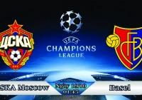 Soi kèo bóng đá CSKA Moscow vs Basel 01h45, ngày 19/10 Champions League