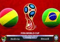 Soi kèo bóng đá Bolivia vs Brazil 03h00, ngày 06/10 Vòng Loại World Cup 2018