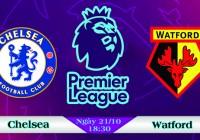 Soi kèo bóng đá Chelsea vs Watford 18h30, ngày 21/10 Ngoại Hạng Anh