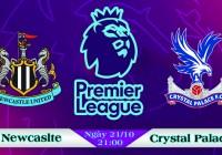 Soi kèo bóng đá Newcastle vs Crystal Palace 21h00, ngày 21/10 Ngoại Hạng Anh