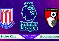 Soi kèo bóng đá Stoke City vs Bournemouth 21h00, ngày 21/10 Ngoại Hạng Anh