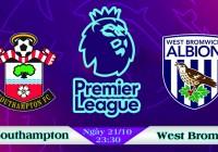 Soi kèo bóng đá Southampton vs West Brom 23h30, ngày 21/10 Ngoại Hạng Anh