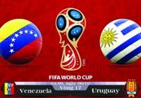 Soi kèo bóng đá Venezuela vs Uruguay 04h00, ngày 06/10 Vòng Loại World Cup 2018
