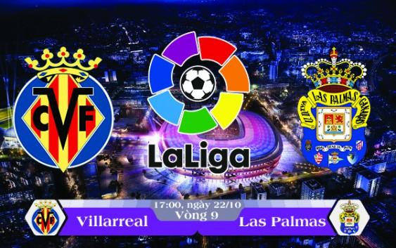 Soi kèo bóng đá Villarreal vs Las Palmas 17h00, ngày 22/10 La Liga