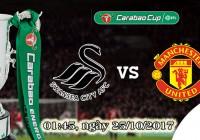 Soi kèo bóng đá Swansea vs Manchester United 01h45, ngày 25/10 Cúp Liên Đoàn Anh