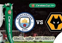 Soi kèo bóng đá Man City vs Wolves 02h00, ngày 25/10 Cúp Liên Đoàn Anh