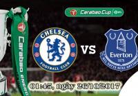 Soi kèo bóng đá Chelsea vs Everton 01h45, ngày 26/10 Cúp Liên Đoàn