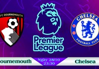 Soi kèo bóng đá Bournemouth vs Chelsea 23h30, ngày 28/10 Ngoại Hạng Anh