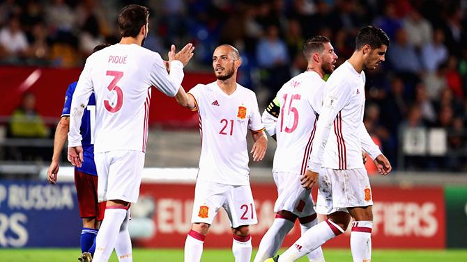 Nhận định, soi kèo Tây Ban Nha vs Albania