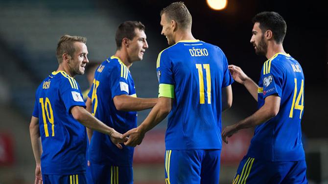 Nhận định, soi kèo Bosnia & Herzegovina vs Bỉ
