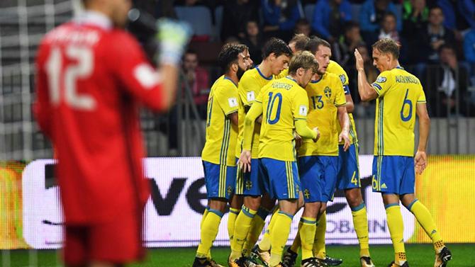 Nhận định, soi kèo Thụy Điển vs Luxembourg