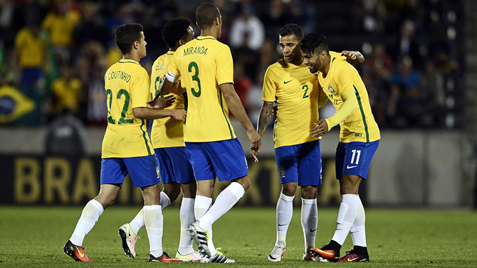 Nhận định, soi kèo Brazil vs Chile