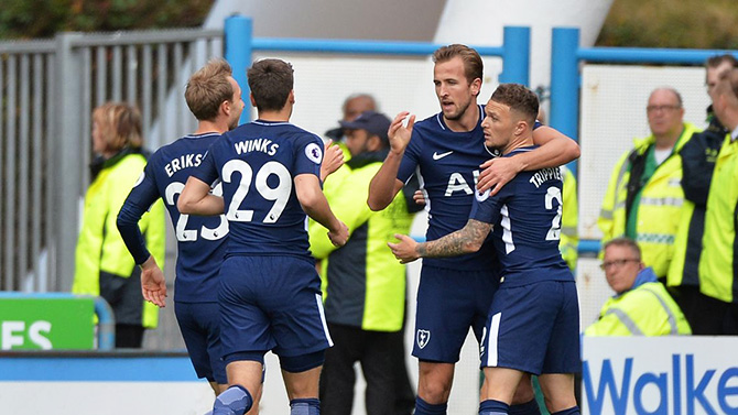 Nhận định, soi kèo Tottenham vs Bournemouth