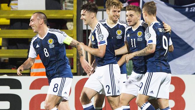 Nhận định, soi kèo Scotland vs Slovakia