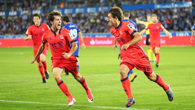 Nhận định, soi kèo Real Sociedad vs Espanyol