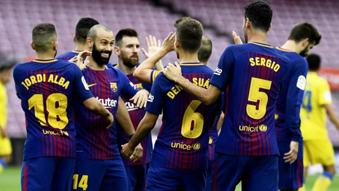 Nhận định, soi kèo Atletico Madrid vs Barcelona