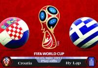 Soi kèo bóng đá Croatia vs Hy Lạp 02h45, ngày 10/11 Vòng Loại World Cup 2018
